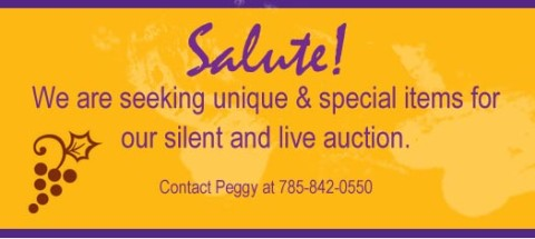 salute auction don